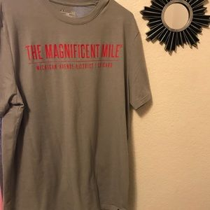 Under Armour Magnificent Mile Tee